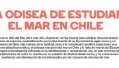 La odisea de estudiar el mar en Chile